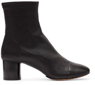 Isabel Marant Black Datsy Boots