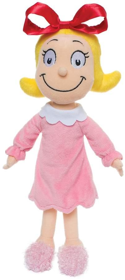 Manhattan toy Dr. Seuss Cindy Lou Who Plush by Manhattan Toy