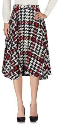 Samantha Sung 3/4 length skirt