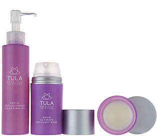 Tula by Dr. Raj Kefir Probiotic Hydrating3-Piece Kit