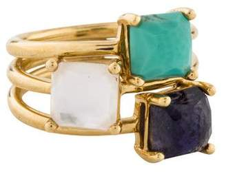 Ippolita 18K Mother of Pearl & Gemstone Rock Candy Ring