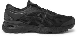 Asics GEL-Kayano 25 Mesh and Rubber Running Sneakers