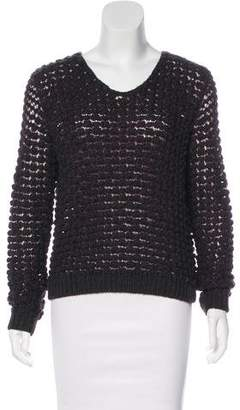 Theyskens' Theory Merino Wool-Blend Sweater
