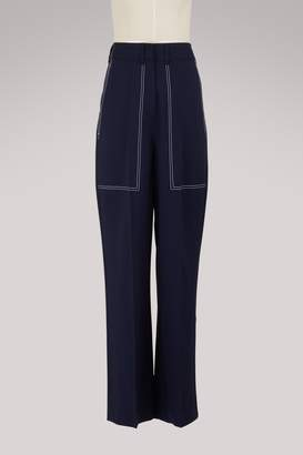 Ports 1961 Wide long trousers