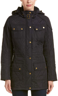 Barbour International Arrow Parka