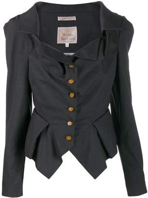 Vivienne Westwood Pre-Owned puff sleeve blazer