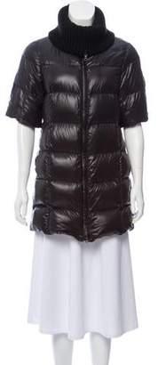 Prada Sport Down Puffer Coat