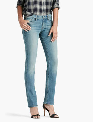 Lucky Brand SWEET MID RISE STRAIGHT LEG JEAN IN REFLECTION