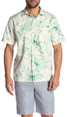 Tommy Bahama El Botanico Short Sleeve Print Shirt