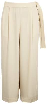 Vince Stone Pleated Culottes