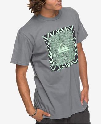 Quiksilver Men's Nano Spano Graphic T-Shirt