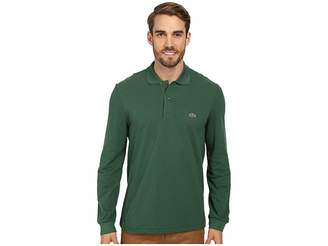 Lacoste Long Sleeve Classic Pique Polo Shirt