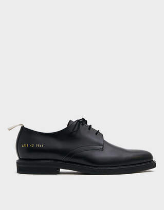 Common Projects Standard Leather Derby