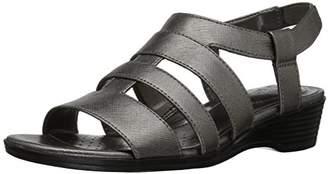 LifeStride Women's Myleene Wedge Sandal