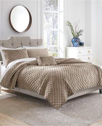 Croscill Carissa Velvet Full/Queen Quilt Bedding