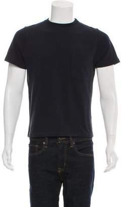 Beams Short Sleeve Crew Neck T-Shirt