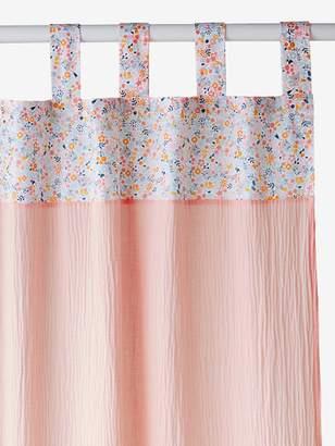 Vertbaudet Fabric Curtain, Koala & Flowers Theme