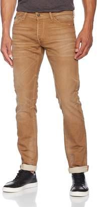Le Temps Des Cerises Men's JH711BASWC682 Slim Jeans
