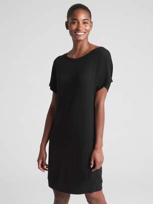 Gap Dolman Sleeve Cutout T-Shirt Dress