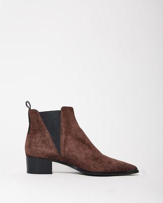 Acne Studios Jensen Boots $570 thestylecure.com