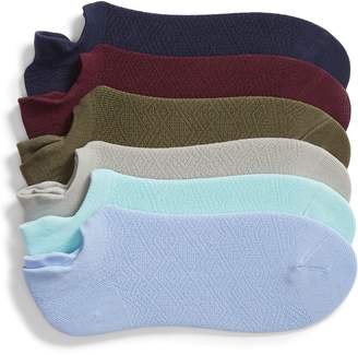 Sof Sole 6-Pack Low Cut Socks