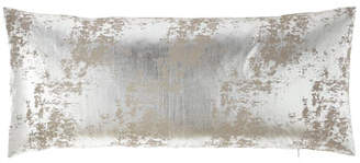 Sweet Dreams Bengal Metallic Oblong Pillow