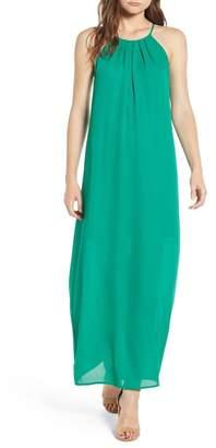 Everly High Neck Maxi Dress