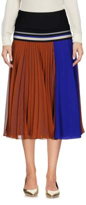 Bouchra Jarrar 3/4 length skirts - Item 35321116AS