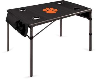 Picnic Time Clemson Tigers Travel Table
