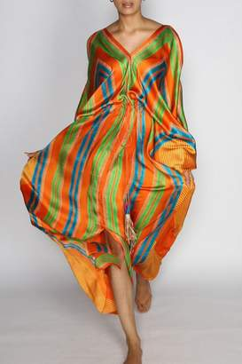 Anupamaa Orange Tusha Dress