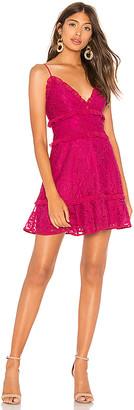 Lovers + Friends Sofia Mini Dress