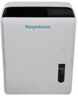 Key Stone Keystone Energy Star 95-Pint Built-In Pump Dehumidifier