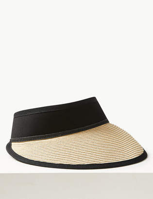 6f30cc380db Marks and Spencer Trim Visor Hat
