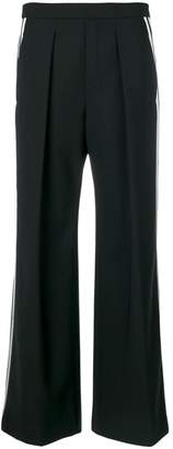 Neil Barrett side striped trousers