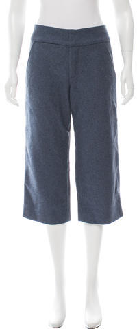 Marc By Marc JacobsMarc by Marc Jacobs High-Rise Cropped Pants