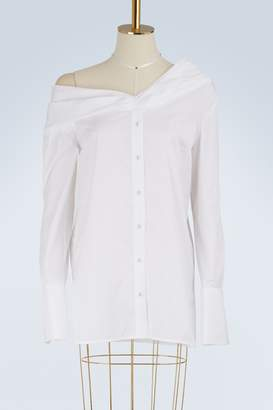 Victoria Beckham Victoria One Shoulder Shirt