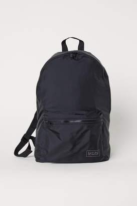 H&M Foldable Backpack - Black
