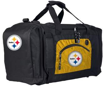 Northwest Pittsburgh Steelers Roadblock Duffel Bag
