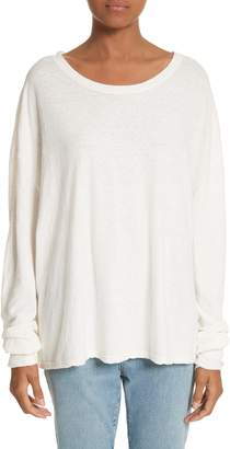 Simon Miller Solano Oversize Cotton Top