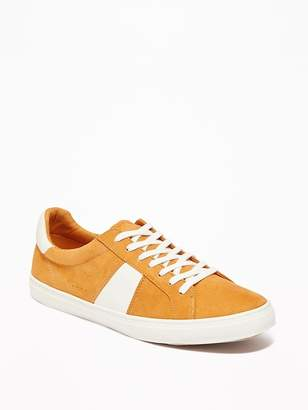 Old Navy Faux-Suede Classic Sneakers for Women