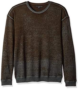 John Varvatos Men's Drop-Shoulder Crewneck 205