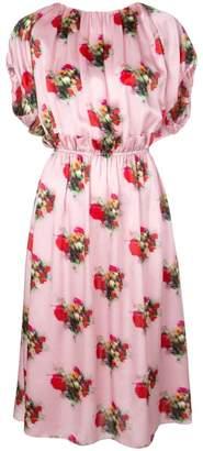ADAM by Adam Lippes floral midi dress