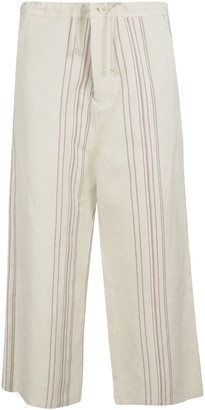 Y's Ys Cropped Trousers