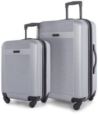 Bugatti New Delhi Two-Piece Hardside Luggage Set