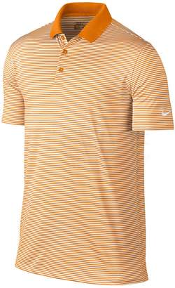 Nike Mens Victory Short Sleeve Mini Stripe Polo Shirt (XL)