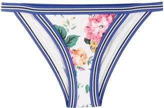 Zimmermann floral bikini briefs
