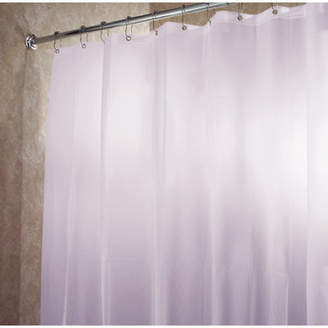 InterDesign EVA Vinyl Waterproof Shower Curtain
