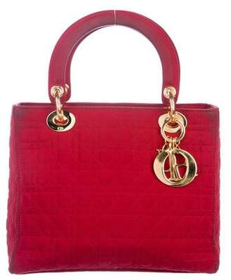 8cf92598870 Christian Dior Medium Lady Bag