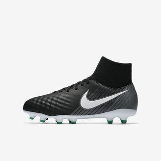 Nike Jr. Magista Onda II Dynamic Fit FG Big Kids' Firm-Ground Soccer Cleat $65 thestylecure.com
