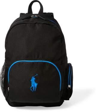 Ralph Lauren Big Pony Campus Backpack